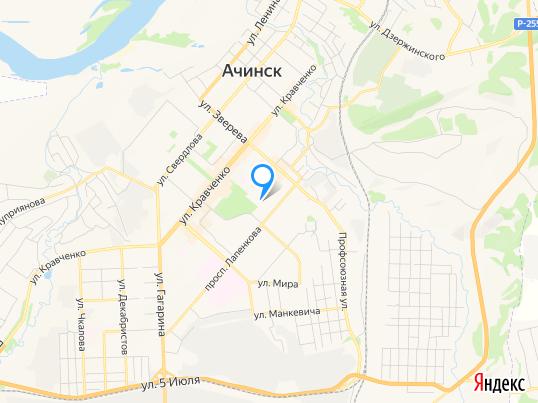 адрес офиса на карте